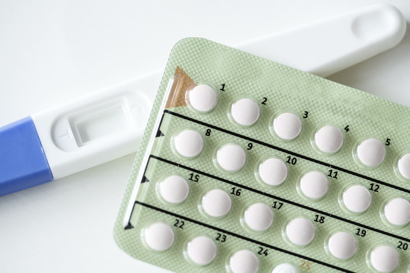 contraceptive birth control pill prescription in Manhattan