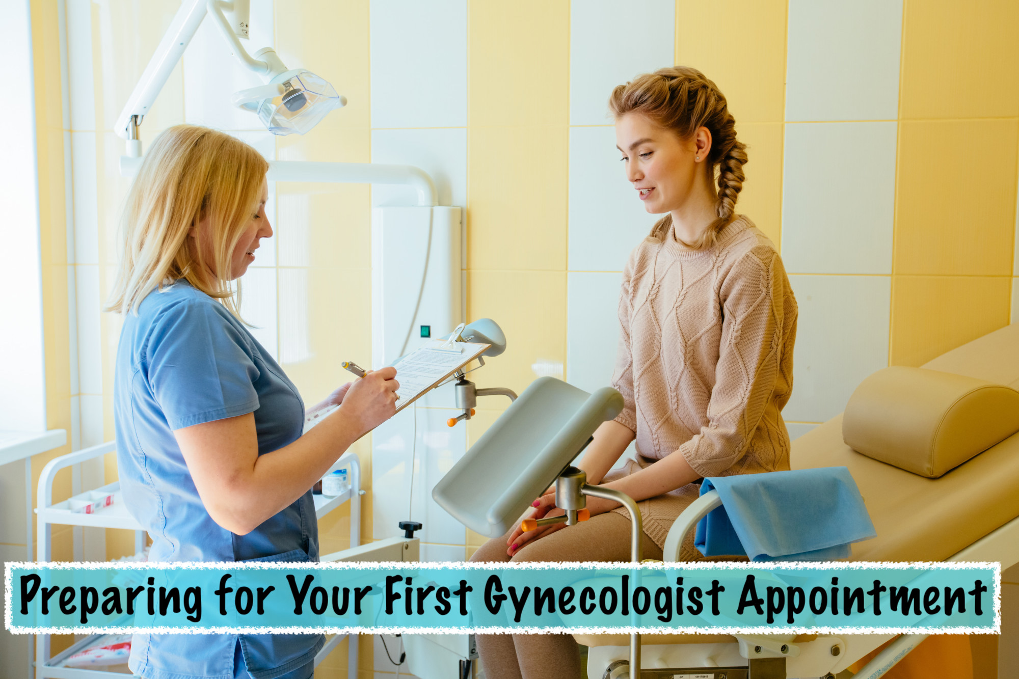 gynecologist appointment